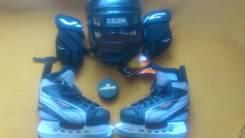 Игровой комплект маленького хоккеиста