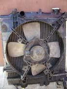 Диффузор. Mazda Demio, DW3W, DW5W
