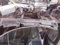 Решетка под дворники. Peugeot 607