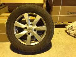 Комплект колес. 5.5x14 4x114.30 ET40 ЦО 66,1мм.