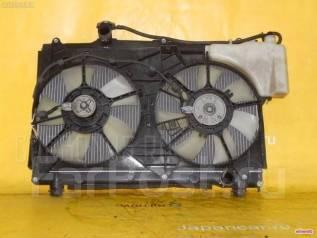 Радиатор охлаждения двигателя. Toyota Ipsum