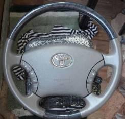 Руль. Toyota: Celsior, Alphard, Voxy, Camry Gracia, Brevis, Aristo, Hiace, Avensis, Land Cruiser Prado, Camry, Avensis Verso, Avalon, Chaser, Corolla...
