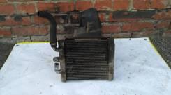 Радиатор интеркулера. Audi A8