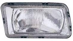 Фара левая с/без корректора (DEPO) Depo Audi B4 (80/90)