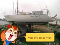 Яхта Конрад 25Т. Длина 7,62м., Год: 1983 год