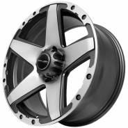 Sakura Wheels. 9.0x20, 6x139.70, ET15, ЦО 110,5мм. Под заказ