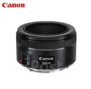 Объектив Canon EF 50mm 1.8 STM. Для Canon, диаметр фильтра 49 мм. Под заказ