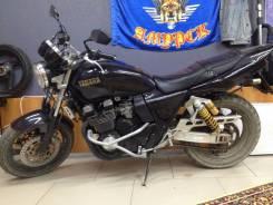 Yamaha XJR 400. 399 куб. см., исправен, птс, с пробегом