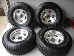 Goodyear Wrangler AT/S. Грязь AT, износ: 5%, 5 шт