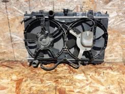 Радиатор охлаждения двигателя. Nissan Primera, P12, P12E, TNP12, TP12 Двигатель QR20DE