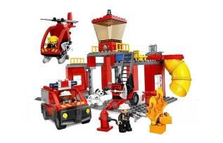 Пожарные станции.