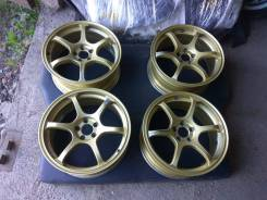Advan Racing RGII. 7.5x17, 5x100.00, ET48