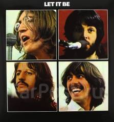 The Beatles. Let It Be. Original Recording Remastered (LP) Германия.