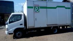 Toyota Dyna. Продается грузовик 2005 г. в. с небольшим пробегом., 4 000 куб. см., 3 500 кг.