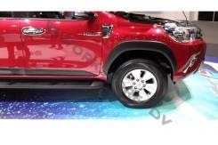Расширитель крыла. Toyota Hilux Pick Up Toyota Hilux