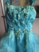 Платья бальные. 42