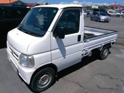 Honda Acty. , 700 куб. см., 350 кг.