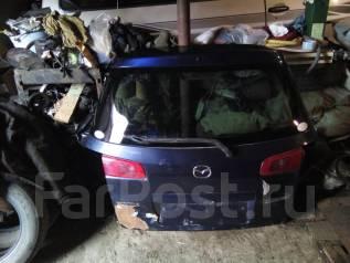 Дверь багажника. Mazda Demio