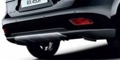 Накладка на бампер. Lexus RX350, GGL15W, GGL15, GYL15, GYL15W Lexus RX450h, GYL15, GYL15W, GGL15. Под заказ
