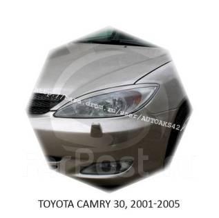 Накладка на фару. Toyota Camry, ACV30, ACV30L, ACV31, ACV35, MCV20, MCV30, MCV30L, SXV20 Двигатели: 1AZFE, 1MZFE, 2AZFE, 3MZFE, 5SFE. Под заказ