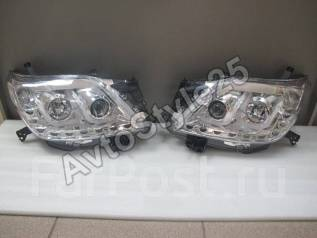Фара. JAC S5 Toyota Land Cruiser Prado