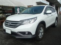 Honda CR-V. вариатор, 4wd, 2.4, бензин, б/п. Под заказ