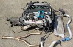 Двигатель в сборе. Toyota Aristo, JZS147E, JZS147 Двигатель 2JZGTE. Под заказ