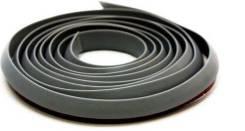 Резинка уплотнительная со скотчем серая длина 1,70м ширина 1.0см