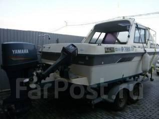 Yamaha LS. Год: 1995 год, длина 7,00м., двигатель подвесной, 175,00л.с., бензин