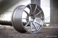 Advan Racing RS. 9.0/10.0x18, 5x114.30, ET29/35, ЦО 72,0 мм.