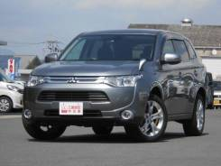 Mitsubishi Outlander. вариатор, 4wd, 2.4, бензин, б/п. Под заказ