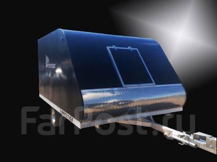 """Прицеп для перевозки техники """"Prestige 1500 AL W"""". Г/п: 1 157 кг., масса: 440,00кг."""