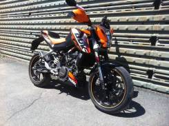 KTM 125 Duke. 125 куб. см., исправен, птс, без пробега