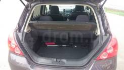 Полка багажника. Nissan Tiida, C11, C11X Двигатель HR15DE