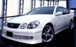 Бампер. Toyota Aristo, JZS161, JZS160