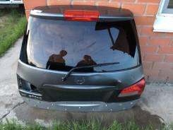 Дворник двери багажника. Nissan Wingroad, Y12