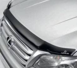 Дефлектор капота. Lexus GX460, URJ150, SUV Двигатель 1URFE. Под заказ