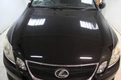 Капот. Lexus: GS300, GS350, GS430, GS460, GS450h Двигатели: 1URFSE, 3GRFE, 3UZFE, 3GRFSE, 2GRFSE