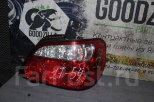 Стоп-сигнал. Subaru Impreza, GD9