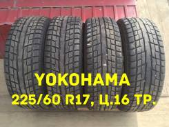 Yokohama Geolandar H/T-S. Зимние, без шипов, 2014 год, износ: 20%, 4 шт