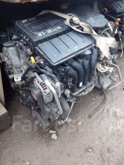 отзыв двигатель mazda zj-vem