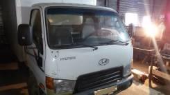 Кабина. Hyundai HD