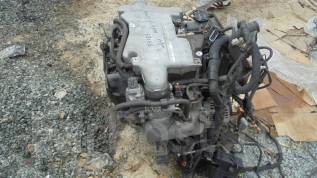 Двигатель в сборе. Mitsubishi Pajero iO, H76W, H66W Mitsubishi Pajero Pinin Двигатель 4G93