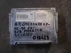Блок ксенона. Audi Q7 Jeep Cherokee