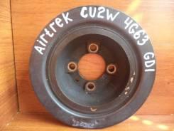 Шкив коленвала. Mitsubishi Airtrek, CU2W, CU4W Mitsubishi Dion, CR9W Mitsubishi RVR, N73WG Двигатель 4G63