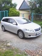 Toyota Corolla Fielder. автомат, 4wd, 1.5 (105 л.с.), бензин, 100 тыс. км