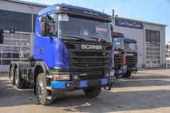 Scania. Продаётся полноприводный тягач G440 6x6, 130 000 куб. см., 33 500 кг.