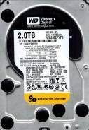 Жесткие диски. 2 000 Гб, интерфейс SATA II