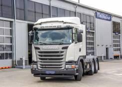 Scania. Продаётся тягач G440 CA6x4HSA, 13 000 куб. см., 28 100 кг.