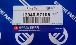 Кольца поршневые. Nissan Diesel Двигатели: RH8, RH10. Под заказ
